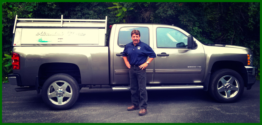 Adirondack Electric Service Truck